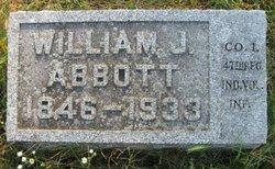 Pvt William James Abbott