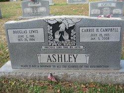 Carrie <i>Hatter</i> Ashley