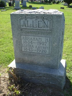 Elydia Amelia <i>Plaisted</i> Allen