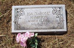 Ida May <i>La Rose</i> Hampton