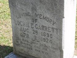 Lochie E Garrett
