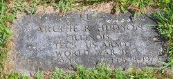 Archie R. Hudson