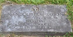 Randolph Orin Hudson