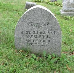 Lieut William H Ressler, Jr