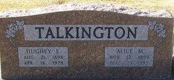 Alice M Talkington