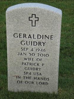 Geraldine Guidry