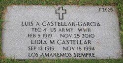 Lydia M. Castellar