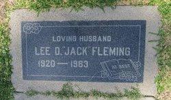 Lee D Jack Fleming