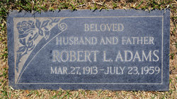 Robert Lowell Adams
