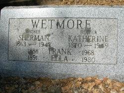 Sherman Wetmore