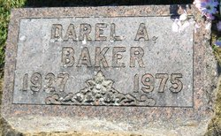 Darel Arthur Baker