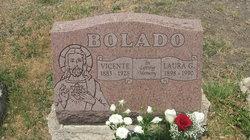 Laura <i>Gonzalez</i> Bolado