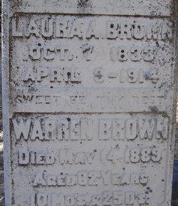 Laura A. <i>Hastings</i> Brown