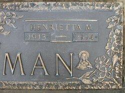 Henrietta Marie <i>Noll</i> Ackerman