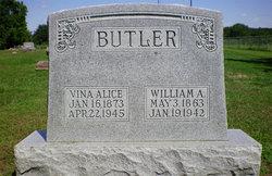 Vina Alice <i>Clarkson</i> Butler