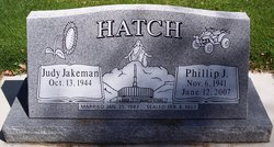 Phillip J. Phil Hatch