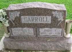 Hazel G. <i>Sheffer</i> Carroll