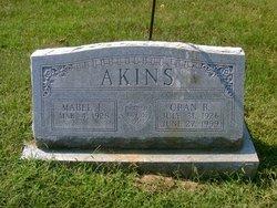 Oran Bryant Akins