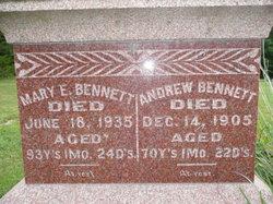 Mary Elizabeth <i>Gideon</i> Bennett