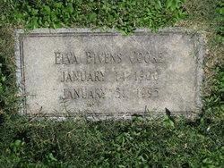 Elva <i>Bivens</i> Cooke
