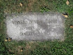 Vinyard Vivian VV Cooke, Sr