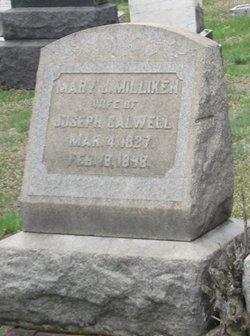 Mary Jane <i>Milliken</i> Calwell