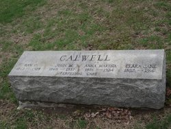 Clara Jane Calwell
