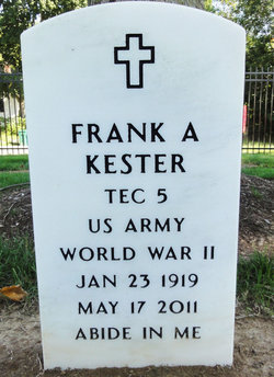 Frank Albert Kester