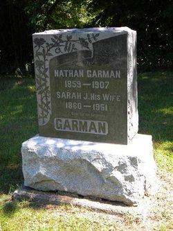 Sarah J <i>Rinehart</i> Garman