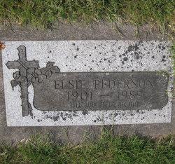 Elsie M. Pederson
