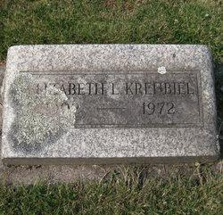 Elizabeth Krehbiel