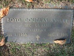 Boyd Douglas Ashley