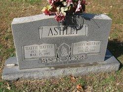 Harry William Ashley