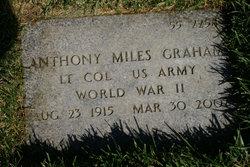 Anthony Miles Graham