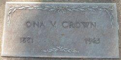 Ona Viola <i>Simmonds</i> Crown