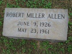 Robert Miller Allen