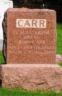 Dora <i>Carter</i> Carr