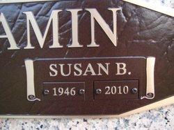 Susan <i>Black</i> Benjamin