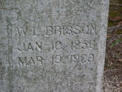 Rev William Lee Brisson