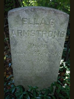Ella G Armstrong