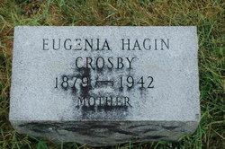 Eugenia <i>Hagin</i> Crosby