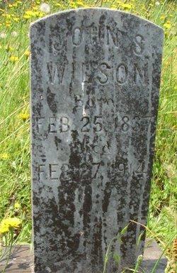 John Samuel Wilson
