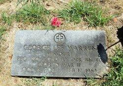 George Lee Warren