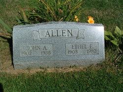 Ethel F Allen