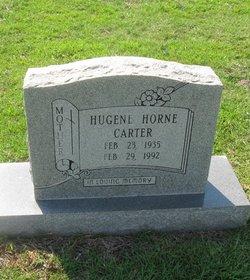 Hugene <i>Horne</i> Carter