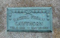 Mary Rachel <i>Fegan</i> Cauthorn