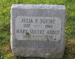 Mary <i>Squire</i> Abbott