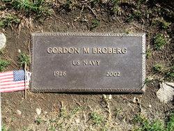 Gordon M Broberg