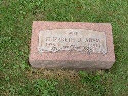 Elizabeth J. Adam