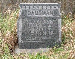 Mary <i>Casper</i> Bausman
